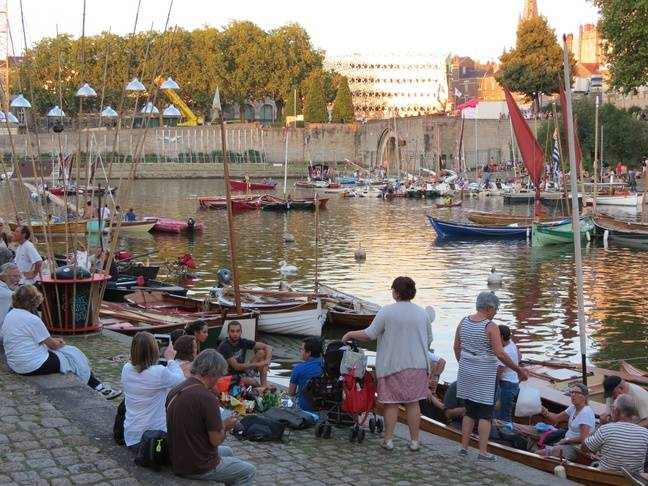Nantes, le festival des Rendez-vous de l'Erdre