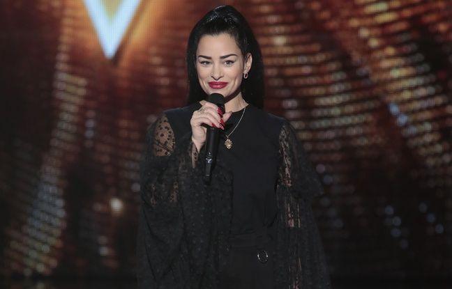 «The Voice»: «J'ai désobéi à l'interdiction de chanter en public», souligne la chanteuse gitane Nessa