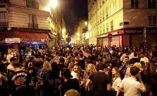 Partout en France, la Fête de la musique a donné lieu à des rassemblements. (Illustration)
