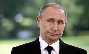 Le chef de l'Etat russe Vladimir Poutine