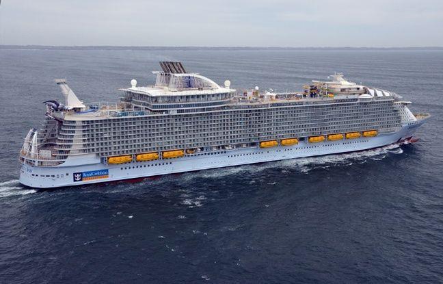 Saint-Nazaire: Les chantiers navals décrochent la commande d'un nouveau paquebot géant