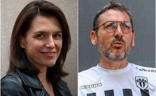 Christelle Morançais et Matthieu Orphelin.