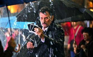Johnny Hallyday dans «Vengeance» de Johnnie To, sorti en 2009.
