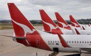 Première compagnie australienne et dixième dans le monde en termes de passagers transportés, Qantas avait indiqué avant l'immobilisation de ses avions que ces mouvements de grève lui avaient coûté 68 millions de dollars australiens (51,2 millions d'euros).