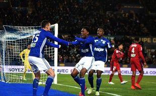 Coupe de la Ligue, Strasbourg-Bordeaux: