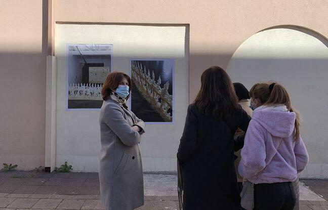 Des visites guidées sont organisées dans les quartiers