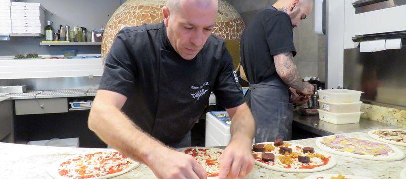 Pour Yann Dayer, la pizza doit rester «un plat simple et populaire».