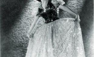 Marge Champion qui a prêté  sa gestuelle à Blanche-Neige.
