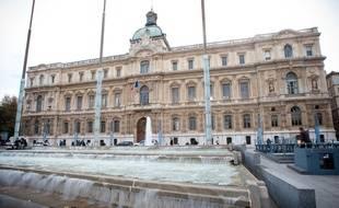 La préfecture des bouches du rhone à Marseille.