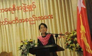 La chef de l'opposition birmane Aung San Suu Kyi a déclaré jeudi qu'elle souhaitait briguer le poste de président, à deux ans des élections de 2015, considérées comme potentiellement le premier scrutin libre dans le pays depuis plus de 50 ans.