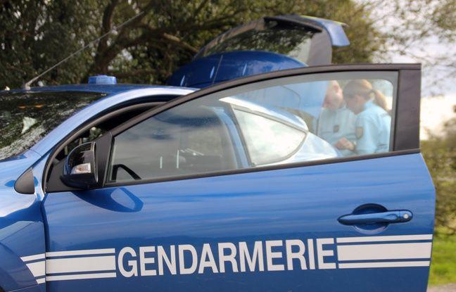 Illustration d'un véhicule de gendarmerie, ici en Ille-et-Vilaine.