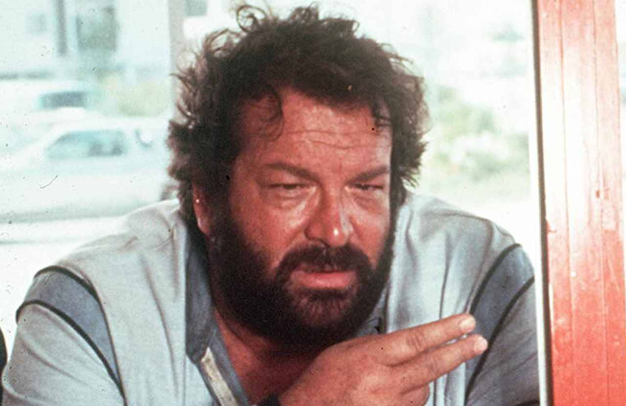 bud spencer how tall