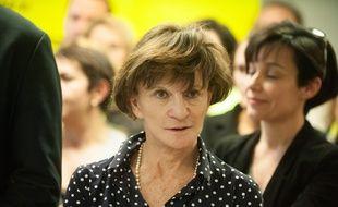 Michele Delaunay, députée socialiste et ex Ministre déléguée aux personnes âgées et à l'autonomie.  - Photo : Sebastien Ortola