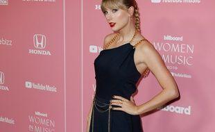 La chanteuse Taylor Swift