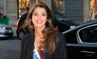 Iris Mittenaere, Miss Univers