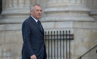 François Bayrou, en septembre 2019.