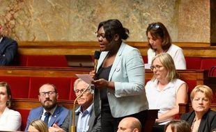 La députée LREM Laetitia Avia porte depuis un an cette proposition de loi de lutte contre la haine en ligne.