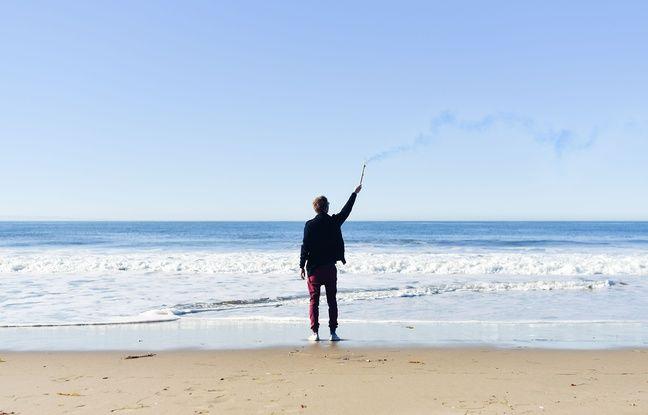 Pacifique: Trois naufragés sauvés par leur «SOS» écrit sur la plage