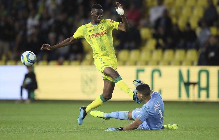 Nîmes-FC Nantes : « On a beau me critiquer, ça ne me fait rien… », répond Kalifa Coulibaly