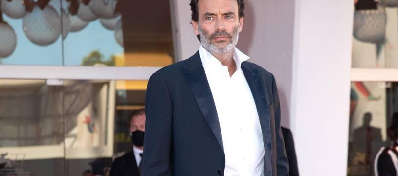 L'acteur Anthony Delon