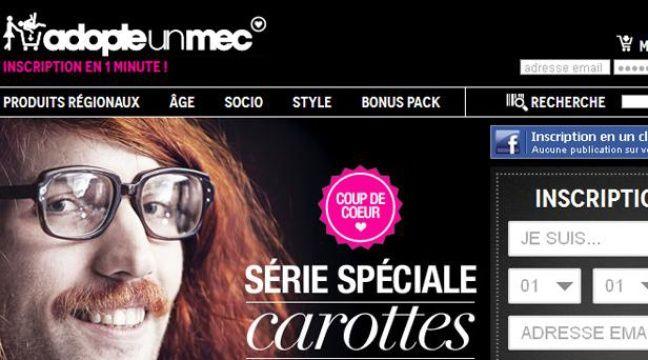 Site de rencontre adopteunmec.com