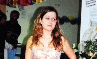 Photo datée de 2002 de Jessica Briffault, la jeune femme arrêtée en novembre 2010 au Brésil en possession de 9 kilos de cocaïne.