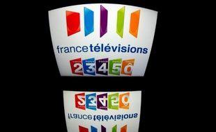 Le logo du groupe France Télévision