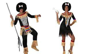 Kiabi s'est attiré les foudres de nombreux internautes, choqués par des déguisements de Zoulus que la marque a mis en vente sur Internet.