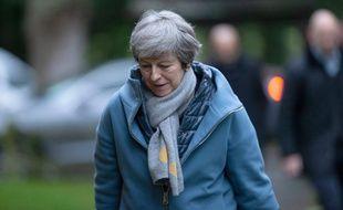 La Première ministre britannique dit pour la première fois que son pays pourrait ne jamais quitter l'UE.