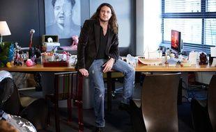 Jacques-Antoine Granjon, le patron du site Vente-Privee.com.