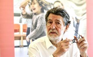 Alain Anziani, président de Bordeaux Métropole et maire PS de Mérignac