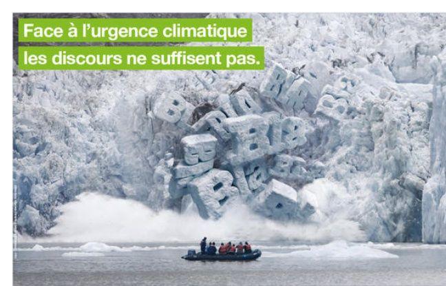 Paris: Une campagne de Greenpeace sur l'urgence climatique refusée dans le métro
