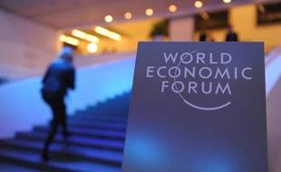 Le centre des Congrès à Davos