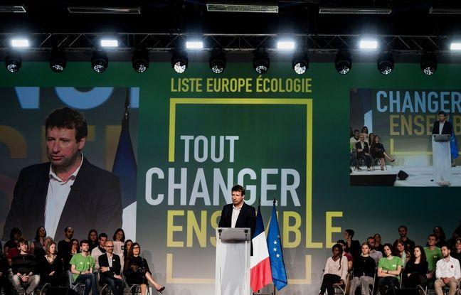 EELV: Yannick Jadot mis en garde contre «le péché d'isolement par 160 personnalités de gauche