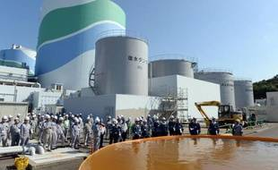 La centrale nucléaire de Kyushu Electric Power à Sendai, le 20 septembre 2013 à Satsumasendai