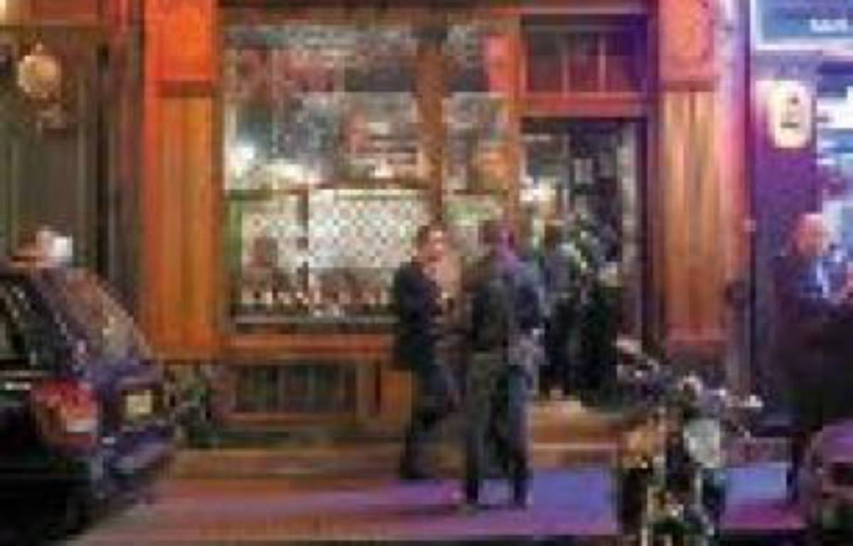 Des bars parisiens sont concernés. –  V. WARTNER / 20 MINUTES