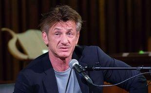 L'acteur Sean Penn.