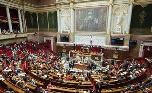 L'Assemblée nationale, le 26 juin 2019 (image d'illustration).