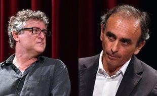 Michel Onfray, et Eric Zemmour.
