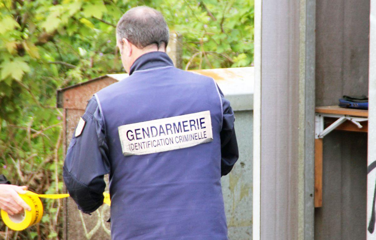 Un gendarme de l'identification criminelle. Illustration. – C. Allain / APEI / 20 Minutes