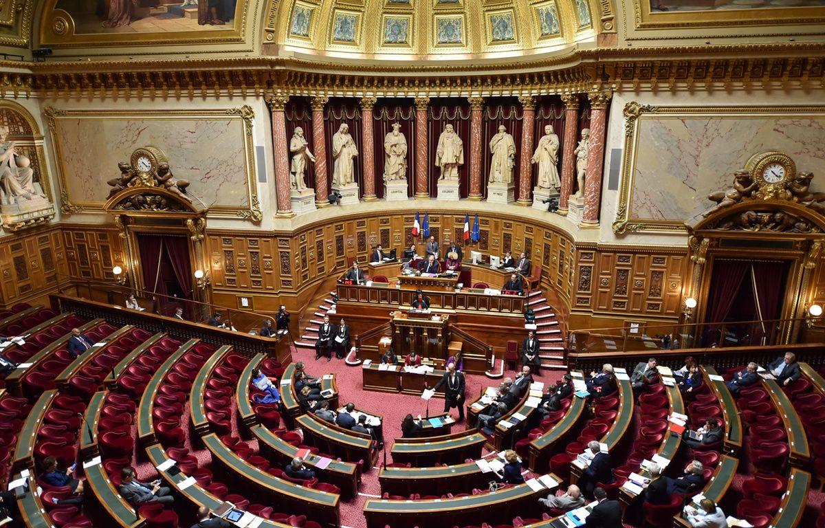 Le Sénat, illustration – LIONEL URMAN/SIPA