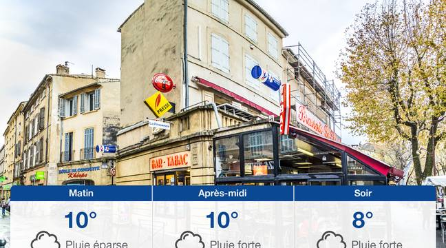 Météo Aix-en-Provence: Prévisions du jeudi 14 novembre 2019 - 20minutes.fr