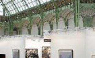 Au Grand Palais jusqu'au 21 octobre.