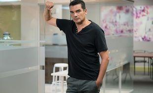 Julien Masdoua dans Un si grand soleil.
