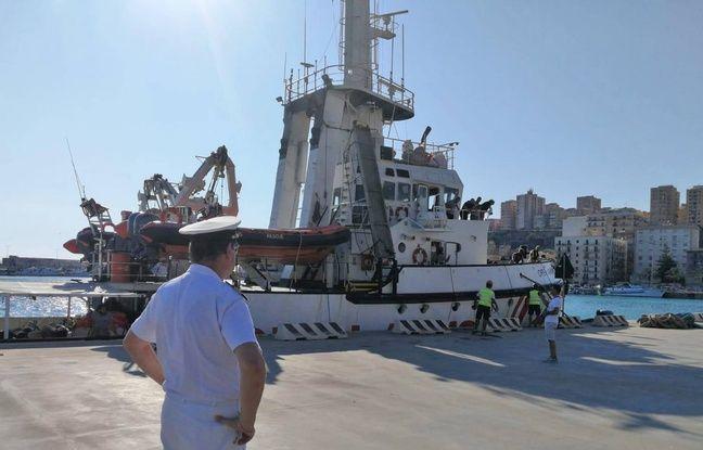 «Open Arms» : La Marine espagnole va récupérer 15 migrants à Lampedusa