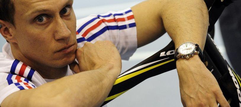 Florian Rousseau a quitté son poste à l'Insep pour la Fédération d'athlétisme.