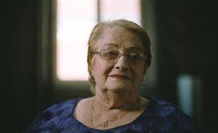 Simone Lagrange, ancienne déportée et témoin clé lors du procès de Klaus Barbie, s'est éteinte le 17 février 2016 à Grenoble.