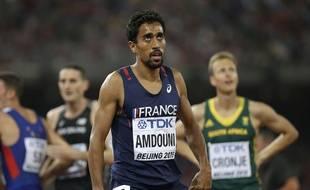 Morhad Amdouni, champion d'Europe 2018 du 10.000 mètres, est soupçonné de dopage par une chaîne de télévision allemande.
