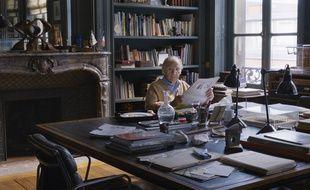 Jean-Louis Trintignant dans Happy end de Michael Haneke
