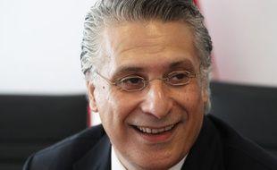 Le candidat à l'élection présidentielle tunisienne Nabil Karoui. (archives)